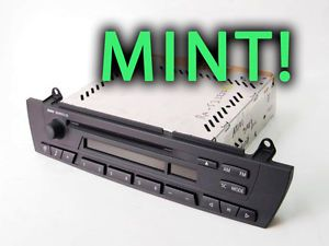 RARE BMW Business CD Disc Player Radio Z4 E83 E85 E86 x3 65126943437 65126932428