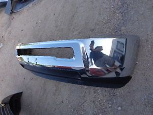 2010 2011 2012 2013 Dodge RAM Factory Chrome Front Bumper 2500 3500 613H