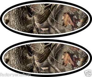 2 Custom Camo 04 11 Ford Decal Emblems F250 F350 F150 Ranger Excursion