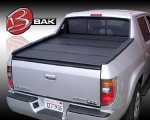 Bak Bakflip F1 Folding Tonneau Cover 2006 2012 Honda Ridgeline 5ft Bed 72601