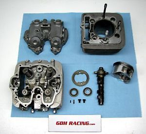 2005 TRX 400EX Engine Top End Set Motor Nice 400 EX