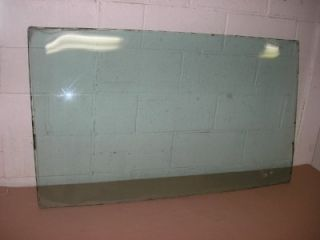 1966 1967 Dodge Charger Rear Back Window Glass Tinted