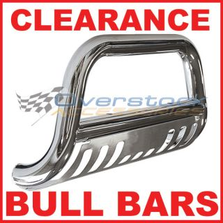 Dodge RAM 1500 Stainless Bull Bar Grill Guard 1994 2001