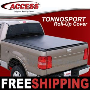 Access Tonnosport Roll Up Tonneau Cover 09 2013 Dodge RAM 1500 2500 3500 6 4 Bed