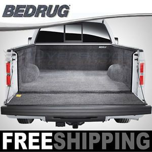 Bedrug Bed Rug Liner 2009 2013 Dodge RAM 1500 2500 3500 5 7ft Bed Floor Mat