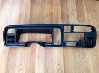 94 95 96 97 Dodge RAM Pickup Truck Radio Heater Dash Bezel 1500 2500
