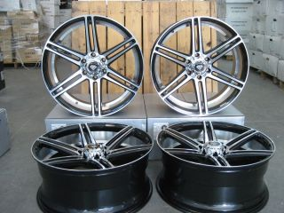 "22"" Wheels 3198BP for Chevrolet Chevy Colorado Silverado 6x139 7"