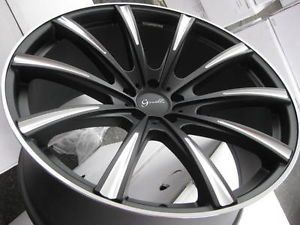"22"" Gianelle Cuba 10 Wheel Tire Lexani 24 Forgiato asanti Dub Diablo Giovanna"