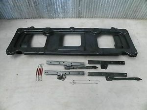 92 96 Ford Truck Bench Seat to Bucket Seat Mounting Bracket Frame F150 F250 F350