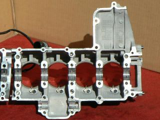 Crankcase Cases 03 04 GSXR1000 GSXR 1000 Engine Mint