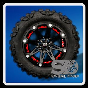 "20"" Ballistic Jester 6x135 w 35x12 50x20 Nitto Mud Grappler MT Tires Wheels Rim"