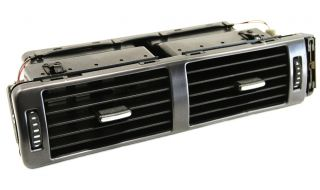 Center Dash Air Vent 02 04 Audi A6 S6 RS6 C5 Allroad Black Genuine OE