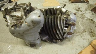 60s Norton 750 N15 Matchless G15 Complete Engine Motor