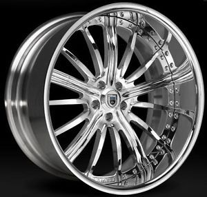 "22"" inch asanti AF 175 Wheels and Tires Mercedes S550 S63 CL550 CL63 Staggered"
