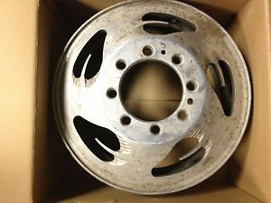 "87 97 Ford F 350 16"" Aftermarket Dually Wheels Set of 4 Chevy GMC"