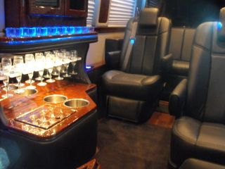 2013 Mercedes Benz Sprinter Limo 9 Pass Executive Platinum Edition by Midwest