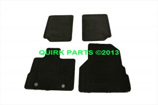 2012 2013 Chevy Equinox GMC Terrain Floor Mats Brand New Part 22783017