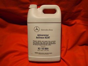 Mercedes Benz Engine Antifreeze Coolant New Factory SEALED 1 Gallon 3 78 Liters