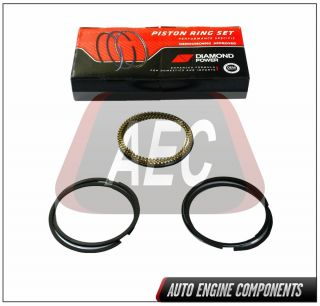 95 05 Chrysler Dodge Neon Stratus Cirrus 2 0L SOHC DOHC Piston Rings Set E901STD