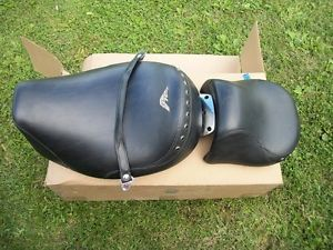 2011 Harley Davidson Road King Seat