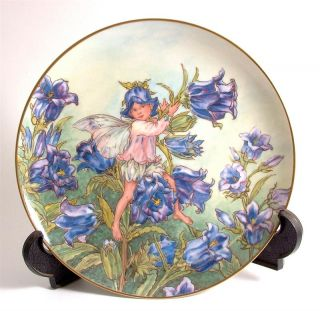 Heinrich Villeroy and Boch Canterbury Bell Fairy from Flower Fairies