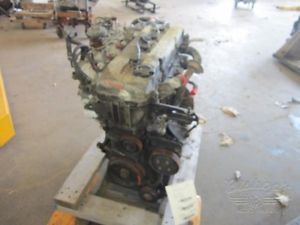 97 Nissan Altima Engine 2 4L Vin B 4th Digit KA24DE Fed from 7 96