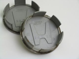 Genuine JDM Honda Alloy Wheel Center Caps
