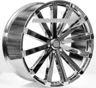 "28"" Velocity VW12 CH Concaved Wheels Rims for Chevy Tahoe Escalade Silverado RAM"
