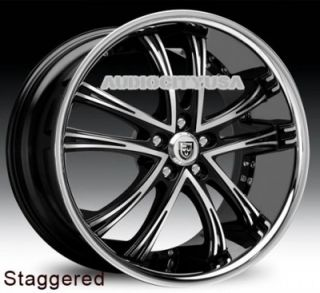 "20"" Lexani LSS55 BMC for BMW Wheels Rims 1 3 5 6 7 Series M3 M4 M5 M6 x3 X5"