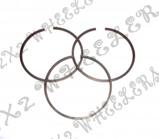 Brand New BSA M20 M21 Piston Ring Set 020 Size