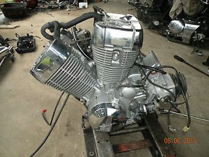 Honda Shadow Aero VT750 VT 750 Engine Motor Transmission