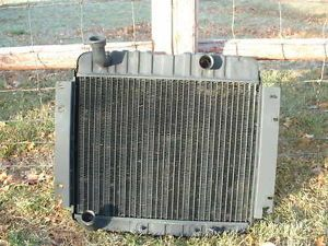 1939 Plymouth Radiator DeSoto Dodge Chrysler 1937 1938 1940 37 38 39 40 41 42