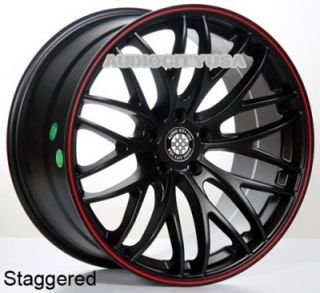 "19"" KT Staggered for BMW Wheels Rims 1 3 5 6 7 Series M3 M4 M5 M6 x3 X5"
