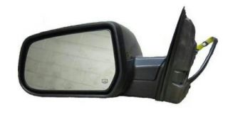 Factory GMC Terrain Chevrolet Equinox LH Driver Side Mirror Heated Cyber Gray
