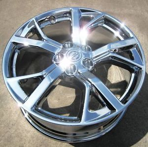 "4 2013 19"" Factory Nissan Maxima Altima M35 M45 G35 Chrome Wheels Rims 62583"