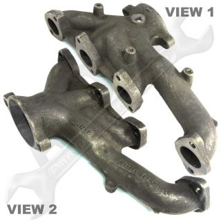 1989 1995 Dodge Chrysler Plymouth 3 0L Exhaust Manifold Right Rear of Engine