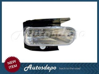 1999 2003 Ford F150 F250 LD 99 02 Expedition Front Bumper Valance Fog Light 4P