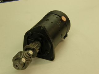 12 Volt 28 31 Model A Ford Rebuilt Starter with 1 Year Warranty