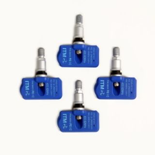 4pcs TPMS Tire Pressure Monitoring Sensors Any Car BMW MBZ Luxus Chevy Ford