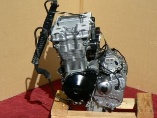 Complete Engine Motor 98 06 GSX750F Katana 750 Nice Runs Great