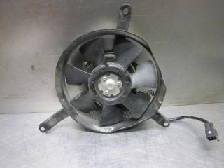 Suzuki GSXR 750 2003 Engine Cooling Fan