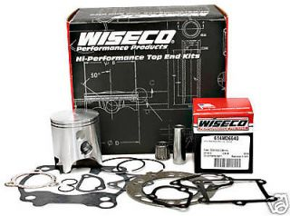 Honda CR 250 1990 1991 Wiseco Piston Gasket Set Bearing PK1248 CR250