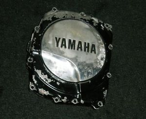 1987 Yamaha FZR 1000 Genesis Clutch Cover Yamaha FZR1000 Engine Cover Right Side