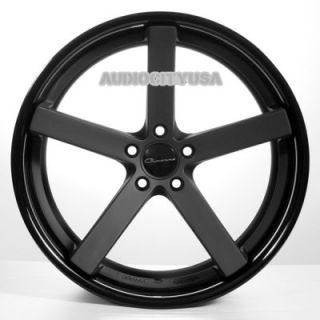 "20"" Giovanna Mecca BK for BMW Wheels Rims 1 3 5 6 7 Series M3 M4 M5 M6 x3 X5"