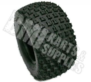 18 x 9 50 8 Knobby Tire for Go Kart Lawn Mower Carts 18x9 50 8 18x9 50x8 New