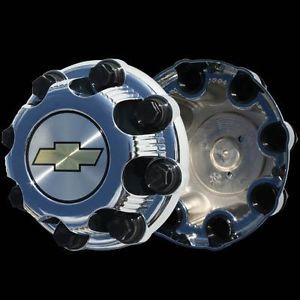 "16"" Chevy Silverado 2500 Chrome Center Cap for 8 Lug Wheel"