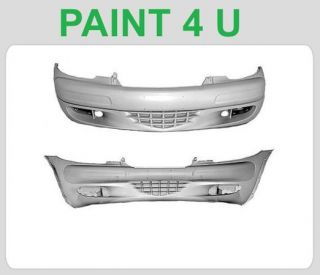 Painted Front Bumper Cover Chrysler PT Cruiser 01 05