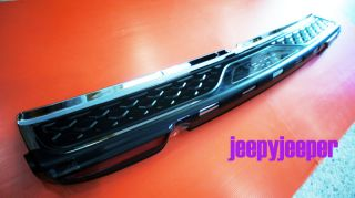 Premium Rear Bumper Step Guard Plate Chrome Toyota Fortuner Champ 2012 2013