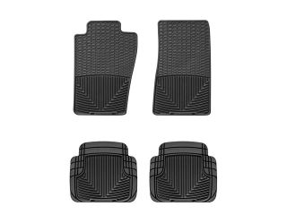 Weathertech® All Weather Floor Mats 2002 2003 Ford Explorer Black