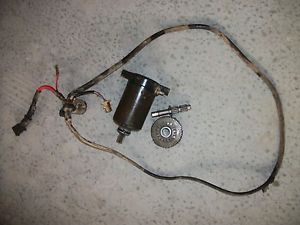 Yamaha Warrior 350 YFM350 Starter Starting Motor Drive Gears Reduction Cable